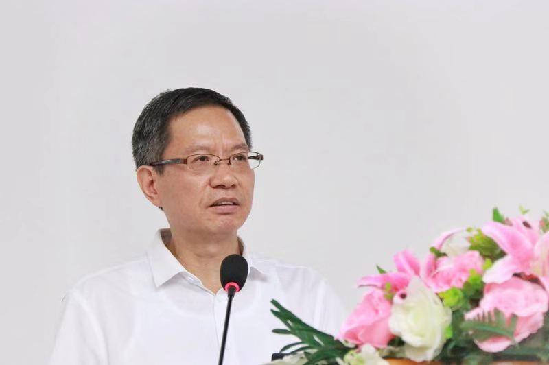 2019刘成林致辞
